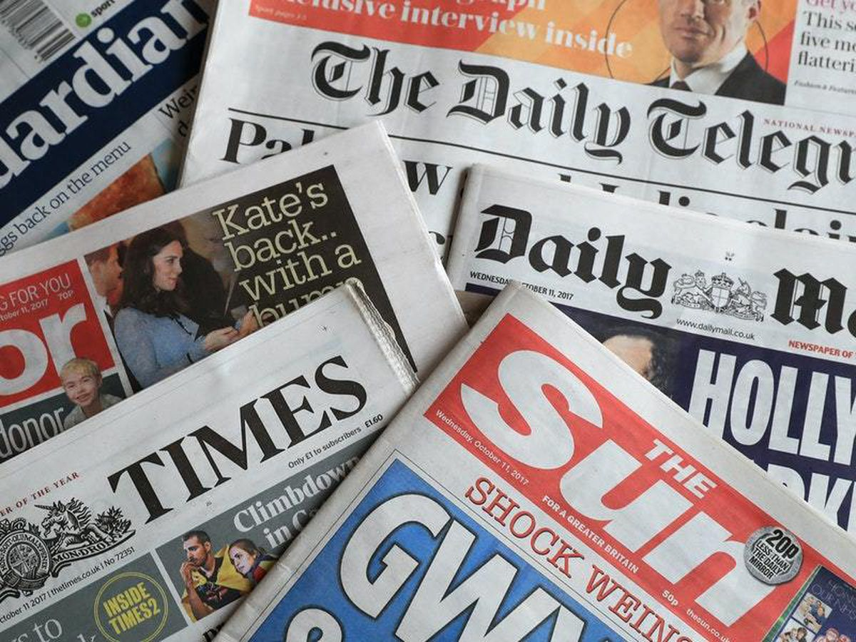 What the papers say – December 10