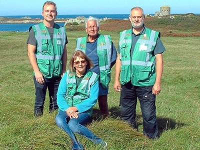 Volunteer rangers to patrol common land in the Vale