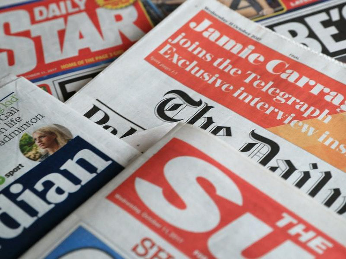 What the papers say – December 30