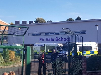 Huge police response at Sheffield school after 'altercation between students'
