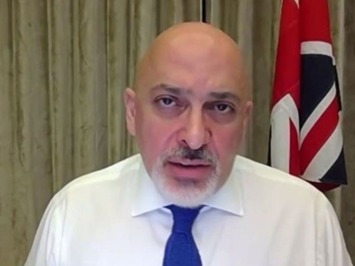'Trusted voices' boost vaccine uptake in black communities – Nadhim Zahawi
