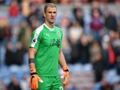 Guardiola: I may live to regret decision to let Joe Hart leave Manchester City