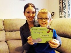 Sell-out story book a first for Alderney mum