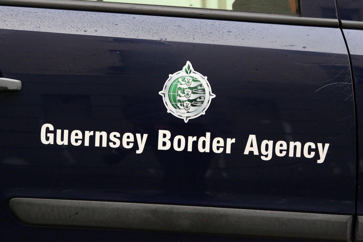 Guernsey Border Agency. (27949302)