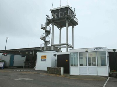 Airline wants to expand Alderney's airport terminal