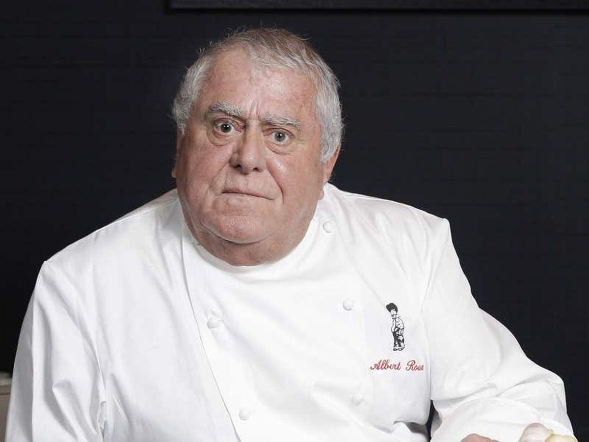 Chef and restaurateur Albert Roux dies aged 85