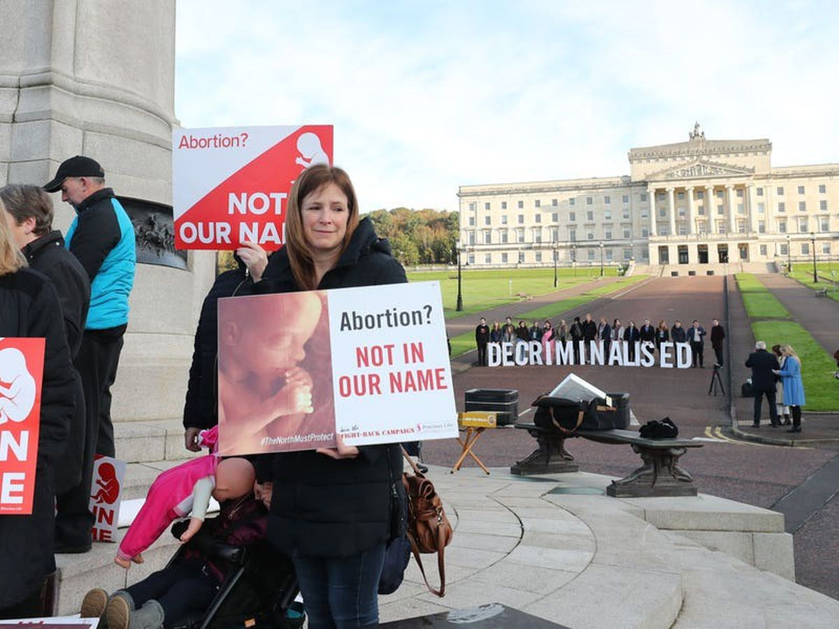 NI parties divided over Westminster direction on abortion services