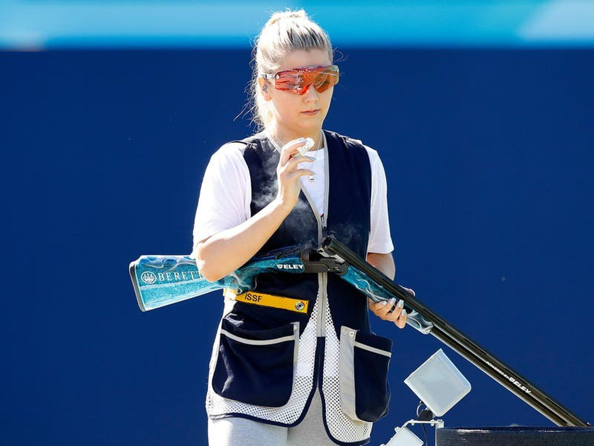 'Devastated' Amber Hill to miss Olympics after testing positive for coronavirus