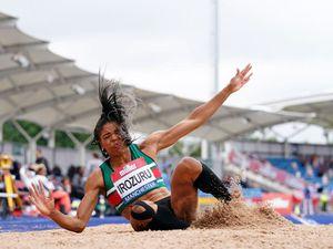 Abigail Irozuru never lost faith during injury battle to reach Olympics