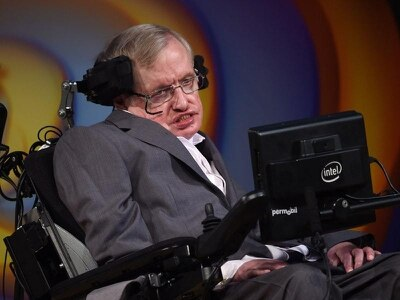 Selection of Stephen Hawking's personal items to be sold at auction