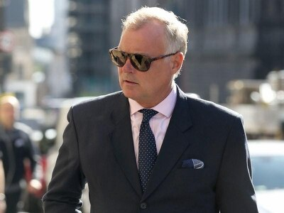 Former TV host John Leslie 'relieved' after being cleared of sexual assault
