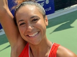 Watson's on her ITF Cloud Nine