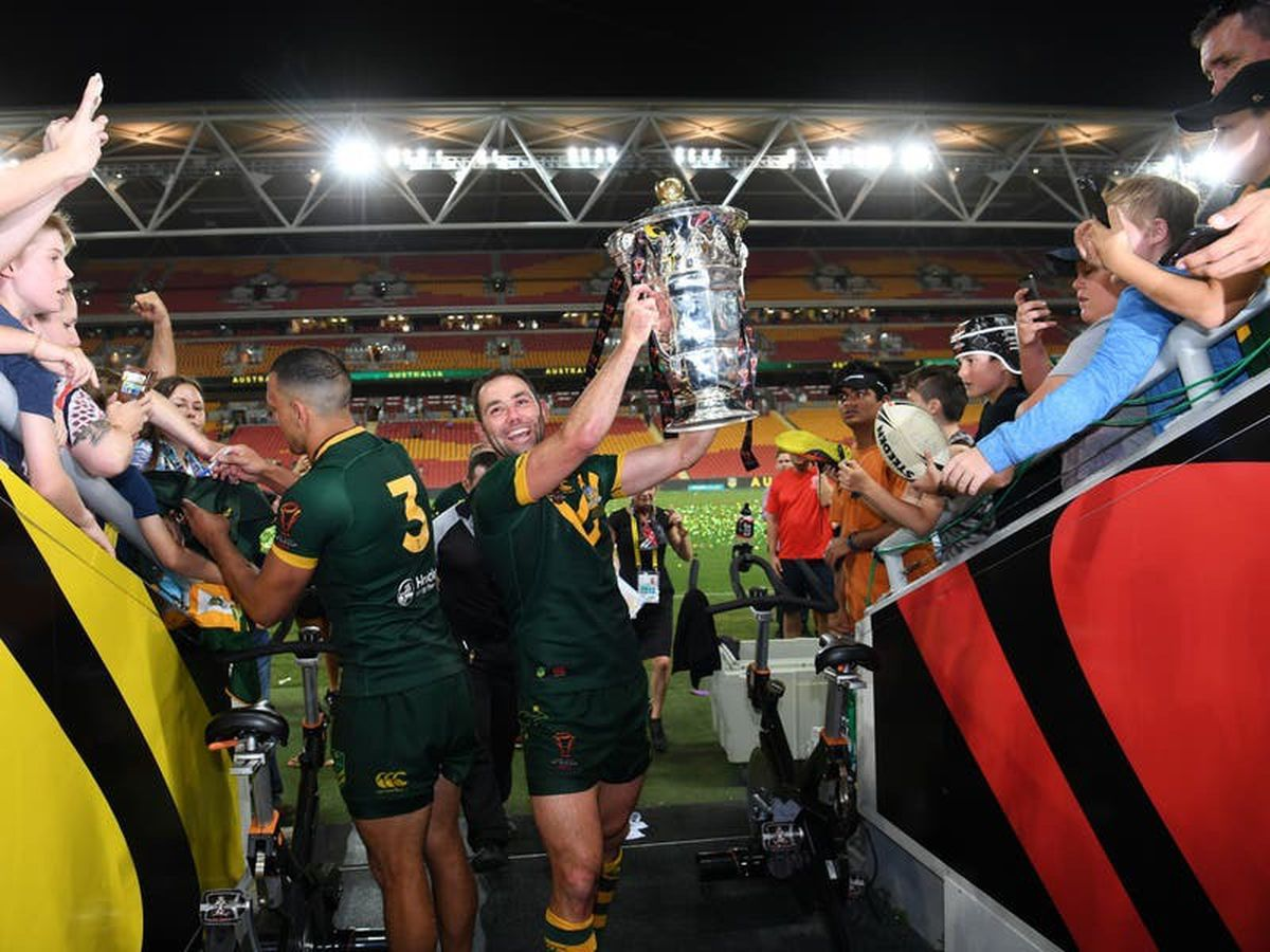 RFL chair brands Australia and NZ World Cup pull out 'selfish and cowardly'