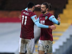 Jay Rodriguez stars as Burnley beat Fulham to book their FA Cup fifth round spot