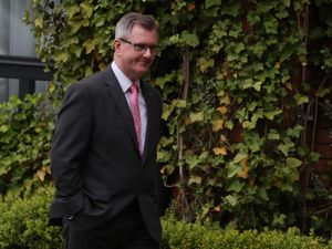 Sir Jeffrey Donaldson to become next leader of the DUP