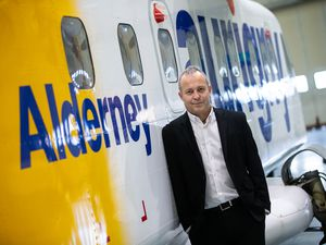 Picture By Peter Frankland. 08-12-20 New CEO of Aurigny Nico Bezuidenhout. (29983662)