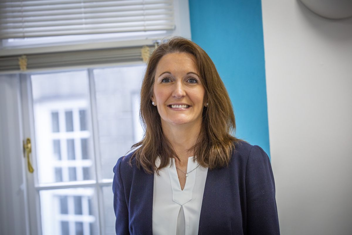 Susie Crowder, human capital advisory director at Grant Thornton. (Picture by Sophie Rabey, 29344271)
