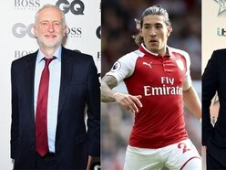How Jeremy Corbyn and Hector Bellerin silenced Piers Morgan at the GQ Men of the Year Awards