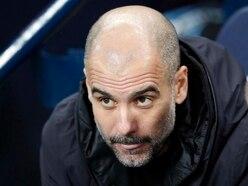 Guardiola warns of United threat despite first-leg lead