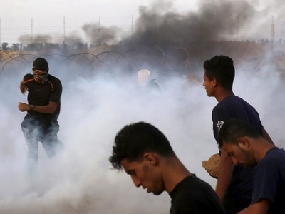 Hamas accepts ceasefire after massive Israeli strikes in Gaza
