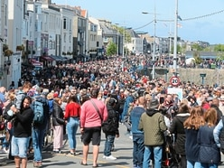 Liberation Day in Town is one of the busiest in years