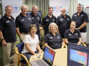 Members of the Guernsey 2021 Organising Committee and GIGA following the virtual update with member islands a year before Guernsey 2021 is due to start.