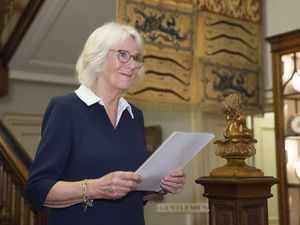 Camilla hosts writers as they celebrate her online reading room