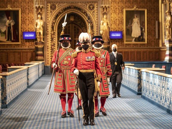 In Pictures: Ceremonial pomp and pageantry at the State Opening of Parliament