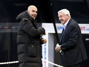Pep Guardiola sympathises with Steve Bruce and urges him to ignore social media