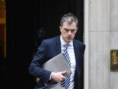 Tory chairman and Government Chief Whip under fresh pressure in voting row