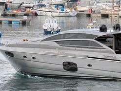Luxury yacht hit buoy as its skipper was distracted, report finds