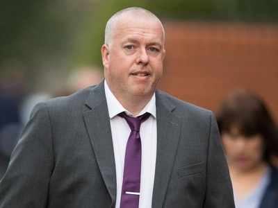 Manslaughter charge against football supporter who punched rival fan dropped