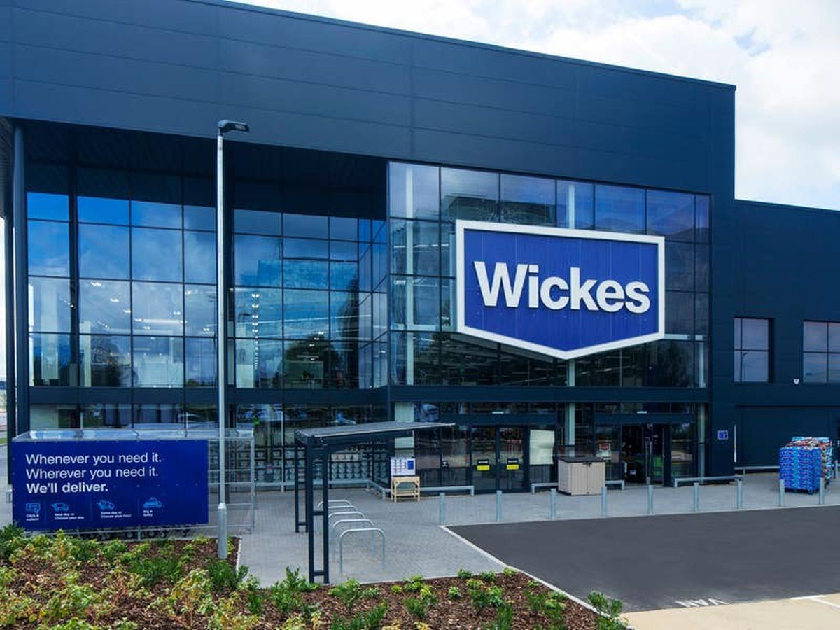 Wickes sales jump as generation rent and new homeowners turn to DIY