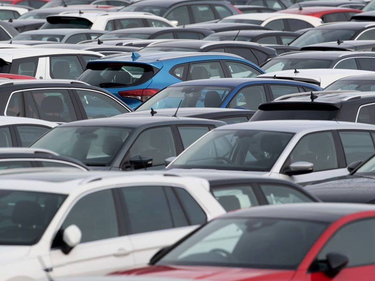 Car industry downgrades outlook after worst February in six decades