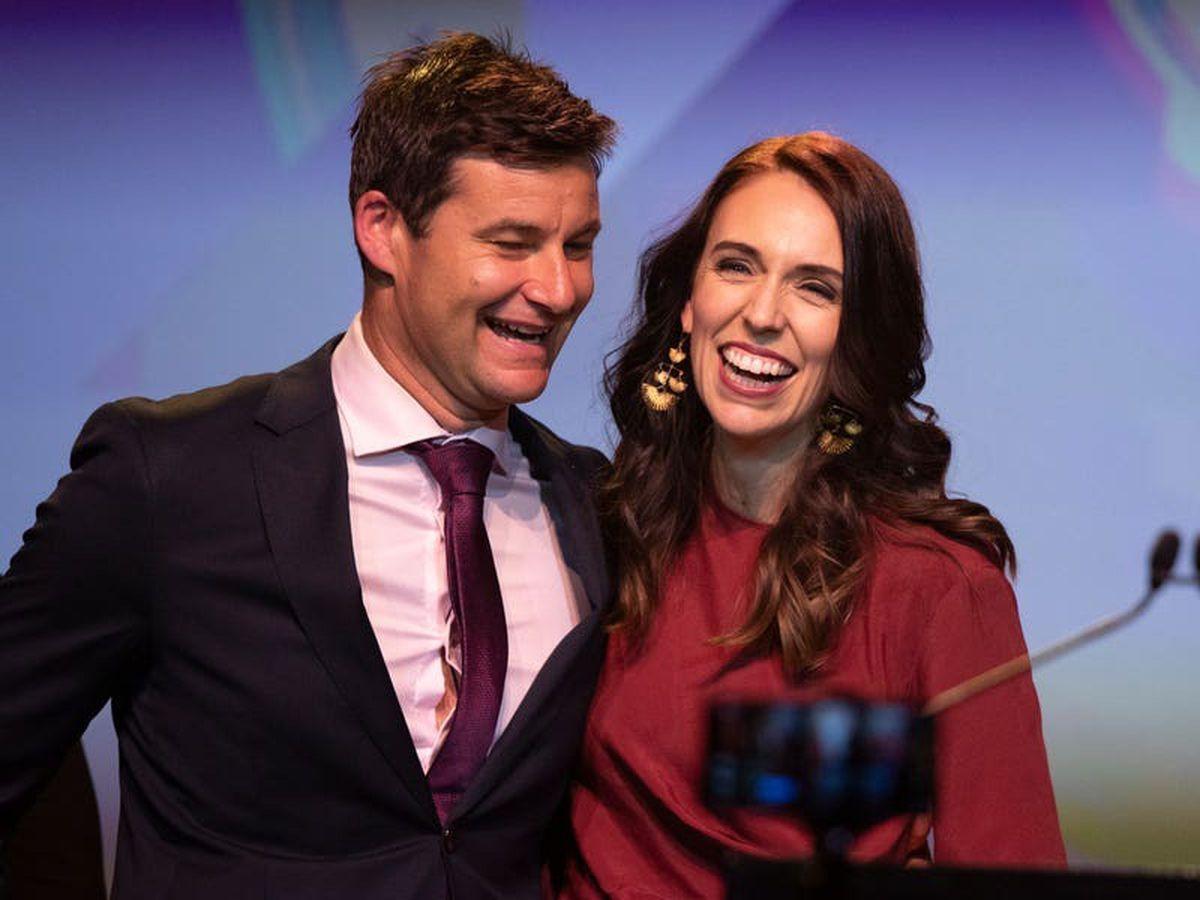 New Zealand's leader Jacinda Ardern plans to marry over summer