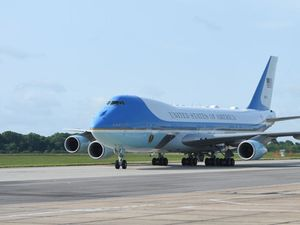 Boeing and subcontractor in legal wrangle over new Air Force One aircraft