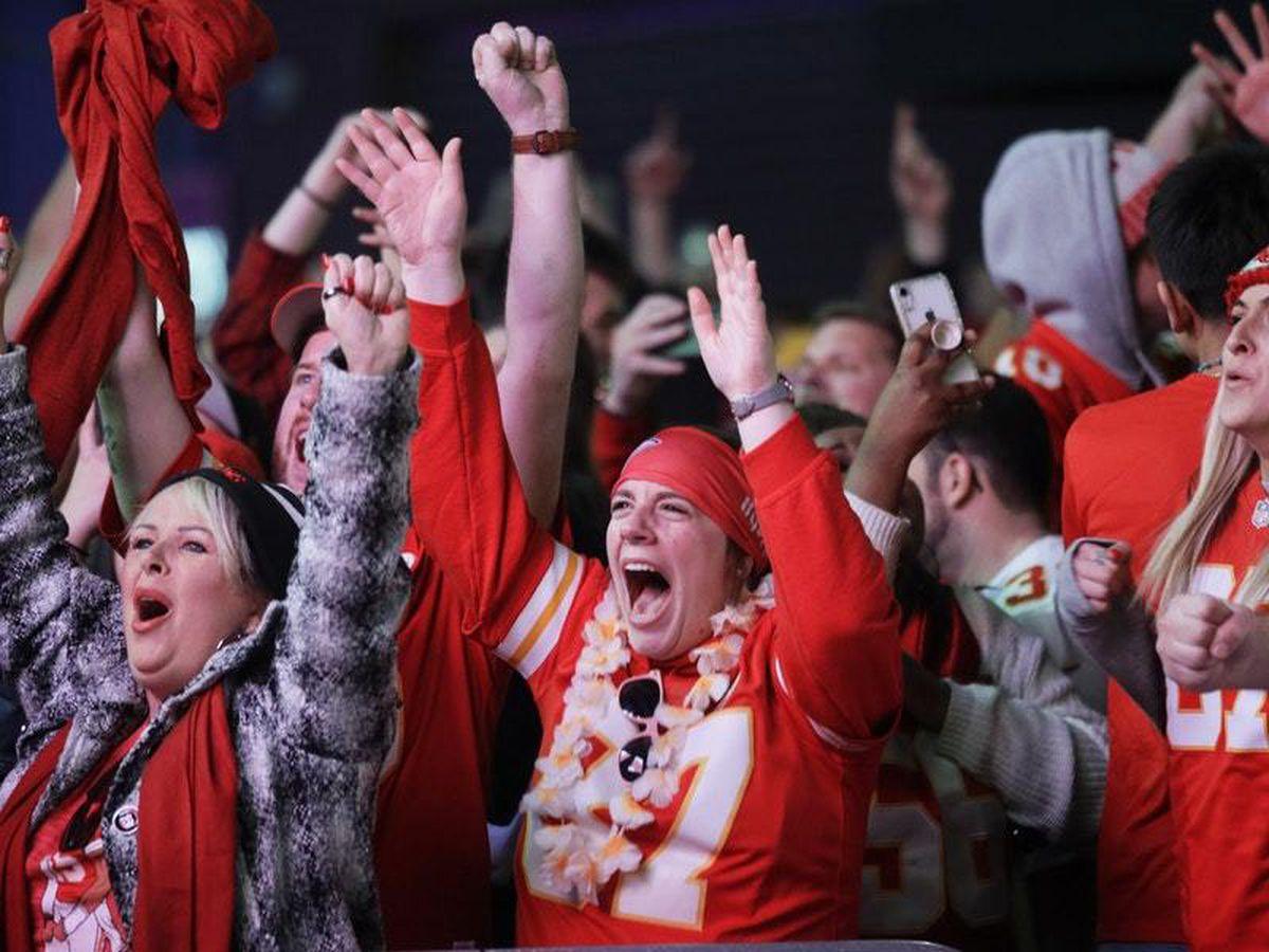Watch: Kansas City Chiefs fans celebrate 'magical' Super Bowl victory