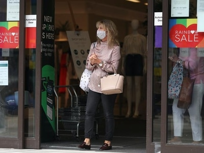 Wearing mask in indoor public places could be law in Jersey