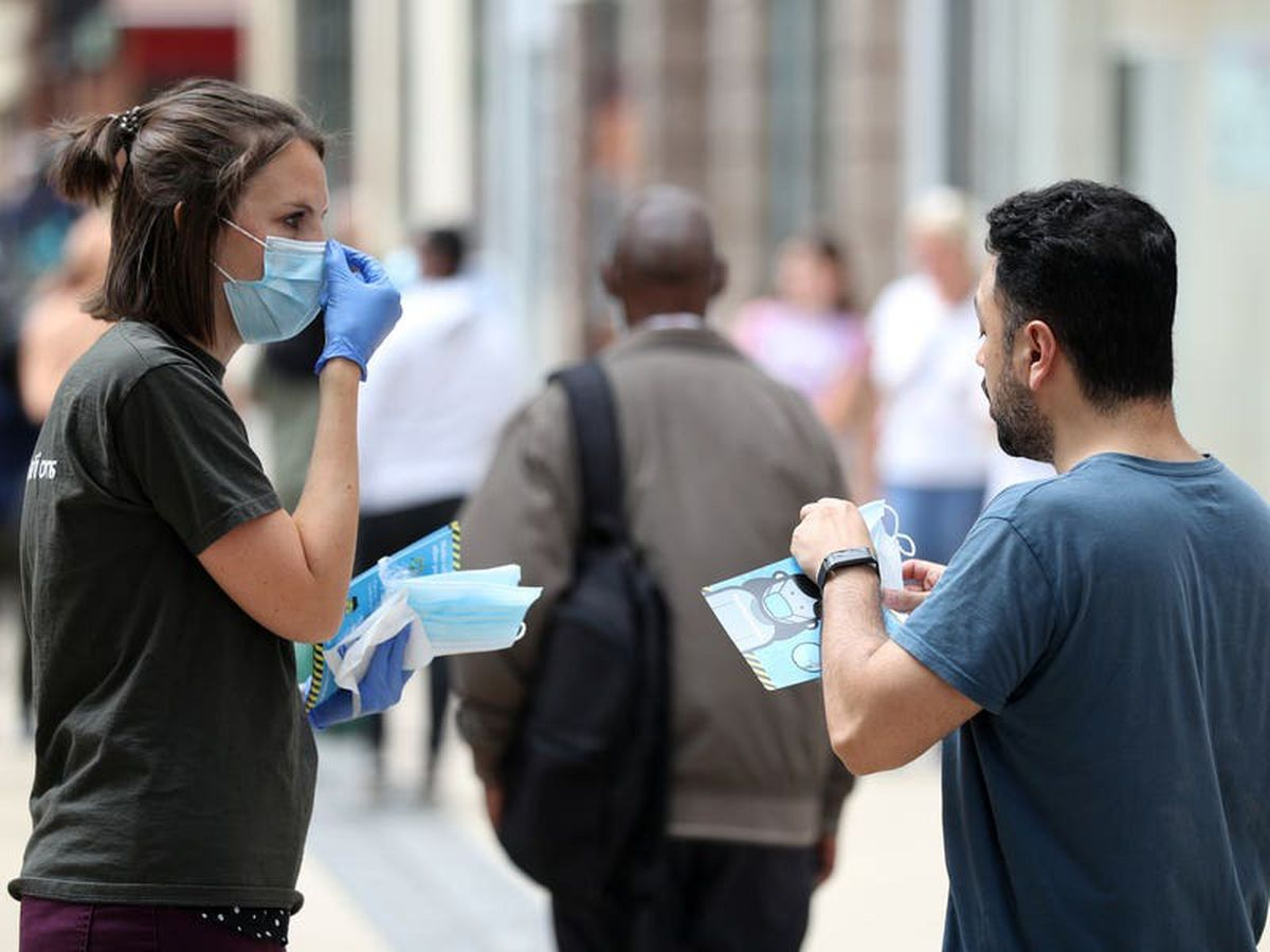 Mandatory face coverings and Covid passes under 'Plan B' if cases surge