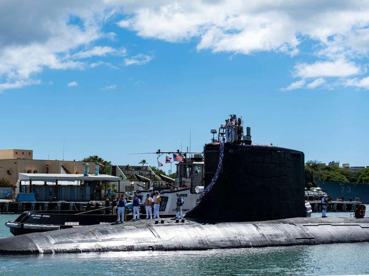 France seeks European support in submarine deal dispute