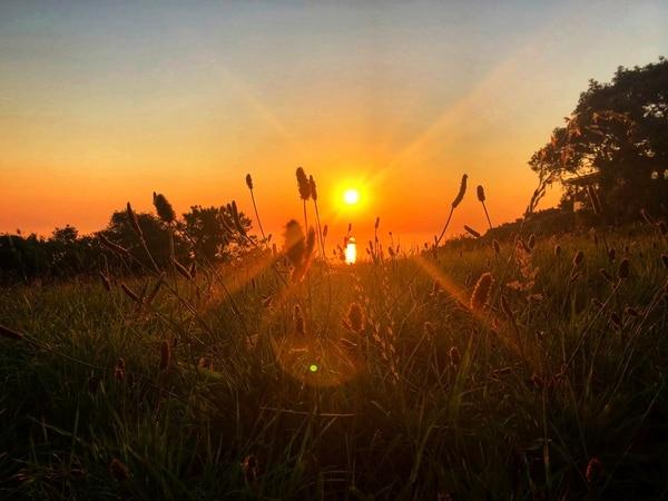 The sun will shine again… tomorrow