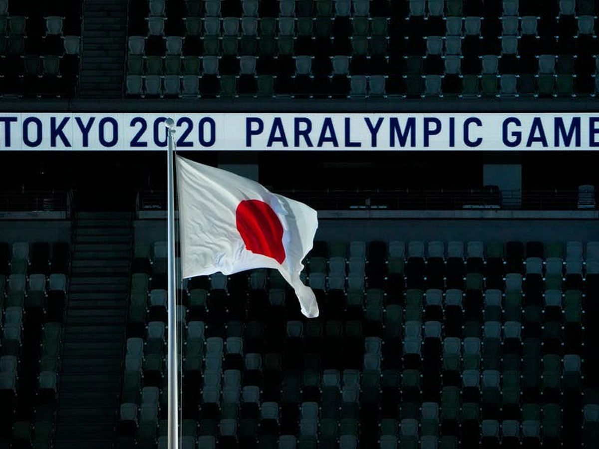 Visually impaired footballer's 'magic' goal wows spectators at Paralympics