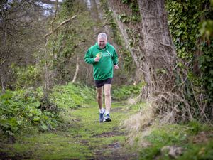 Alun Williams, the Be Active lead for the Health Improvement Commission, is a regular runner and is keen others join him in providing information for a pandemic study being carried out by  the University of Nottingham. (Picture by Peter Frankland, 29372136)