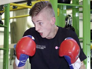 Guernsey professional Brad Watson will fight for the English Super-Flyweight title in February. (Picture by Steve Sarre)