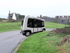 Driverless electric buses could be trialled on Alderney roads