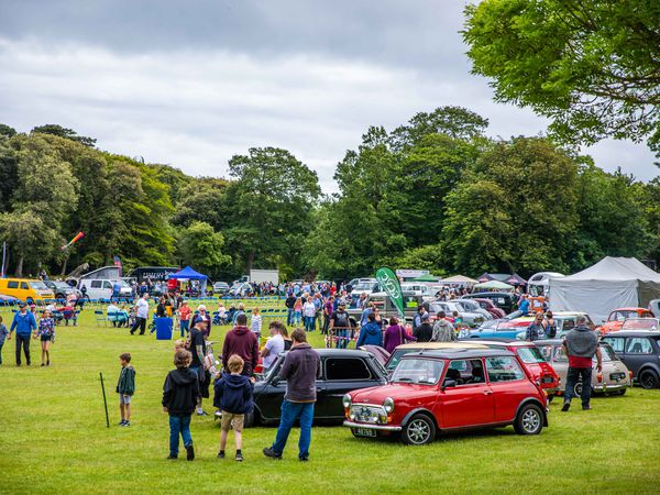 The last Guernsey Classic Vehicle Club show in 2019. (29673517)