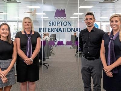 Team expands at Skipton International