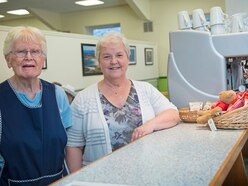 Sally Army cafe in plea for volunteers to keep it open