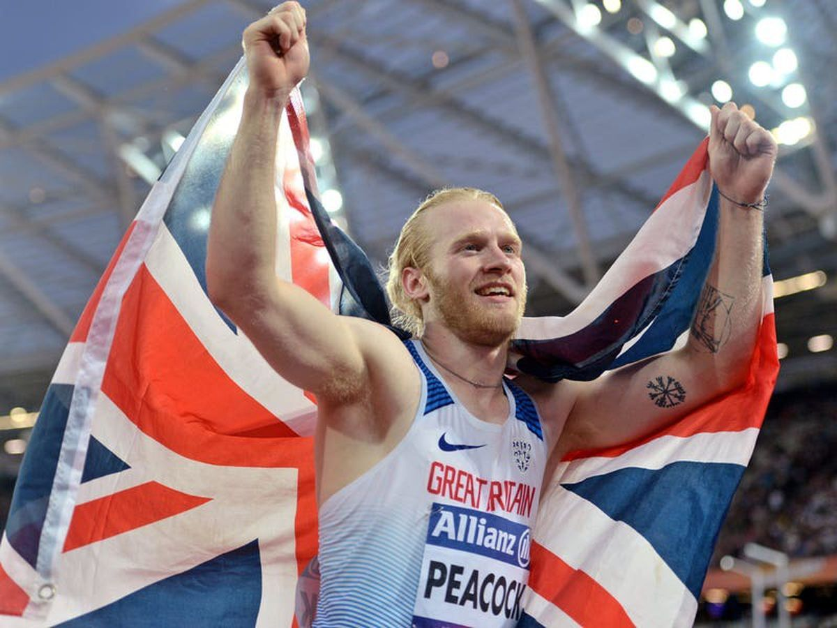 Jonnie Peacock going for Paralympic hat-trick in Tokyo