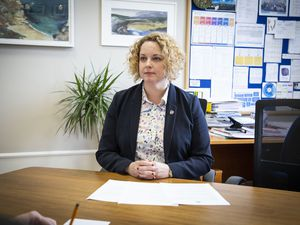 Elizabeth College principal Jenny Palmer. (Picture by Sophie Rabey, 29350122)